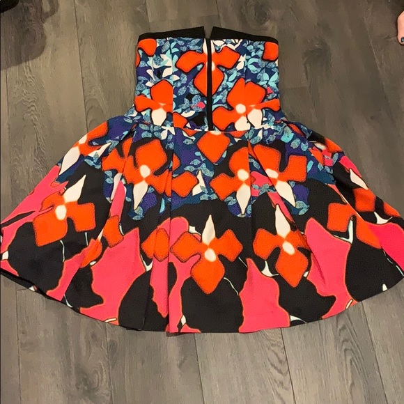 Peter Pilotto for Target Dresses & Skirts - Patterned strapless dress